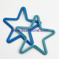 Star style omelette mold silicone egg ring