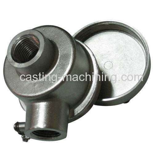 stainless steel engineering parts supplier