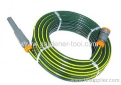 PVC outdoor water hose pipe