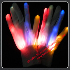 Patented LED Flashing Magical Glove