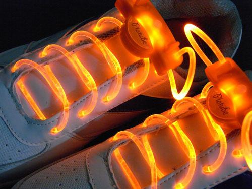 Sparkle Shoelace Shiny Shoelace Flashing Shoelaces