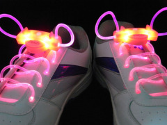 Luminous Cool LED Glowing shoelace