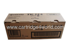 Finely processed Sophisticated technology Durable Cheap Recycling Kyocera TK-144 toner kit toner cartridges