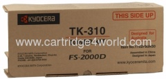 Making things convenient Durable Cheap Recycling Kyocera TK-310 toner kit toner cartridges