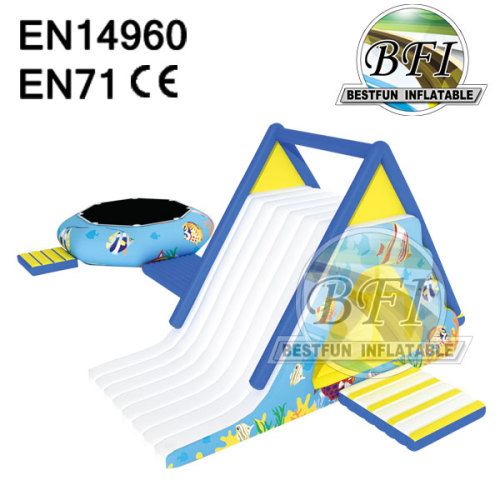 Inflatable Water Slide Games