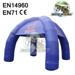 Inflatable 4 Legs Event Tent