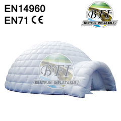 Inflatable Igloo Dome Tent