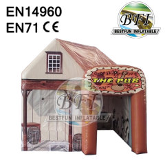 Samll Advertising Inflatable Tent