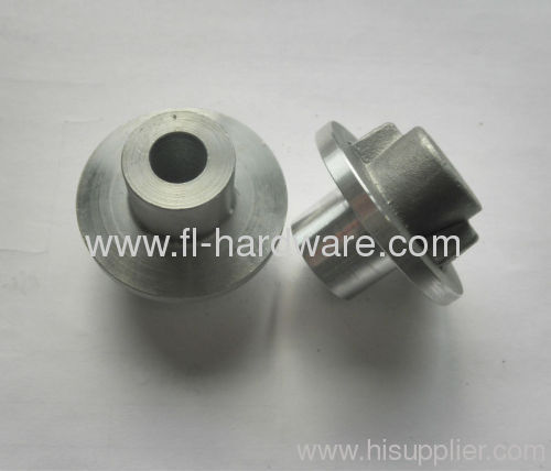 Custom-made metal forging and machining parts service