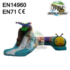 Inflatable Worm Outdoor Tunnel