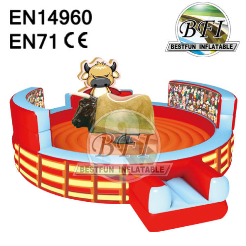 Inflatable Rodeo Bull Game Sale