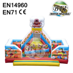 Inflatable Motion Jumping Bouncer