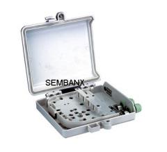 SMB fiber optic distribution box