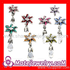 crystal Dangle charms for bracelets