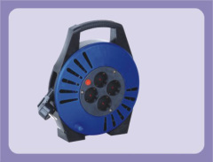 Germany extension cable reel with 4 outlet sockets suitable for 15M 20M