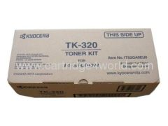 Complete in specifications Cheap Recycling Kyocera TK-320 toner kit toner cartridges