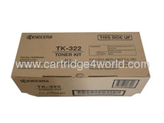 To win warm praise from customers Durable modeling Durable Cheap Recycling Kyocera TK-322 toner kit toner cartridges