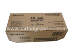 Good heat preservation Durable Cheap Recycling Kyocera TK-332 toner kit toner cartridges