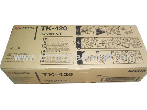 With the most up-to-date equipment and techniques Durable Cheap Recycling Kyocera TK-420 toner kit toner cartridges
