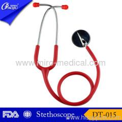 Single head adult stethoscope