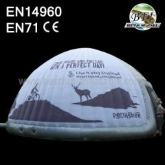Advertising Inflatable Print Dome