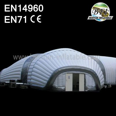 Big Inflatable Turtle Structures
