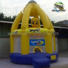 Inflatable Chicken Bounce Tent