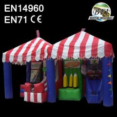 Inflatable Play Game Booth