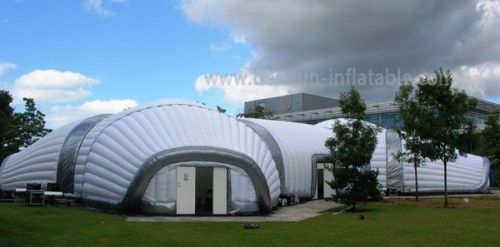 Huge Outdoor Air Turtle Structures