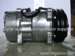 Auto AC compressor for heavy truck 7h15 turck automotive compressors