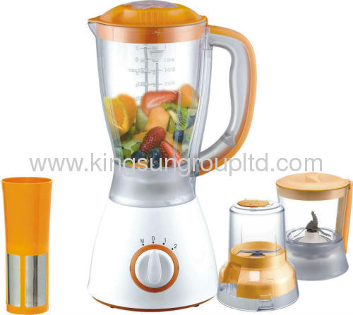 Household electric blender mixer