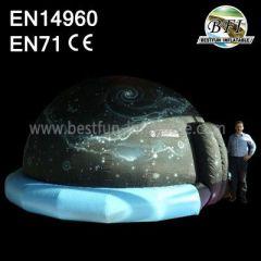 3 Anneau Sky gonflable Planétarium Tente