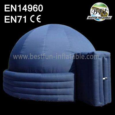 4 Tube Inflatable Planetarium