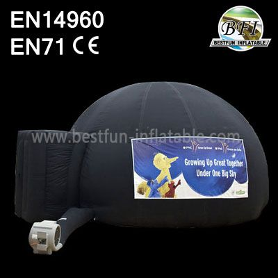 Inflatable Mobile Dome Tent