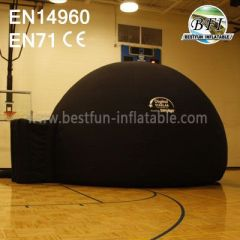 Inflatable Planetarium Projection Dome Tent