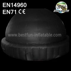 Inflatable Mobile Projection Dome