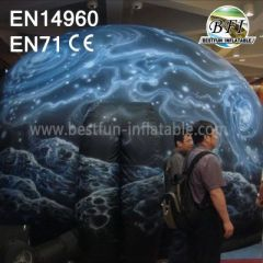 Sky Planetarium Inflável Dome Shows