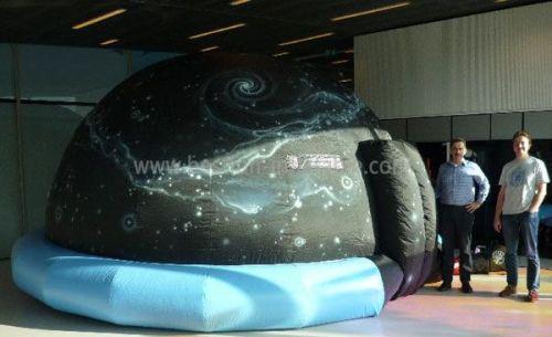3 Ring Sky Inflatable Planetarium Tent