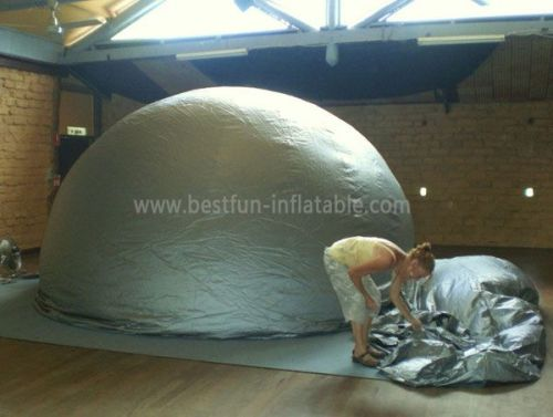 2013 New Inflatable Projection Tent