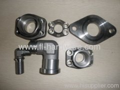 High precision cnc machining parts forging parts turning parts