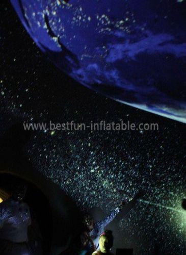 Portable Mobile Planetarium Dome