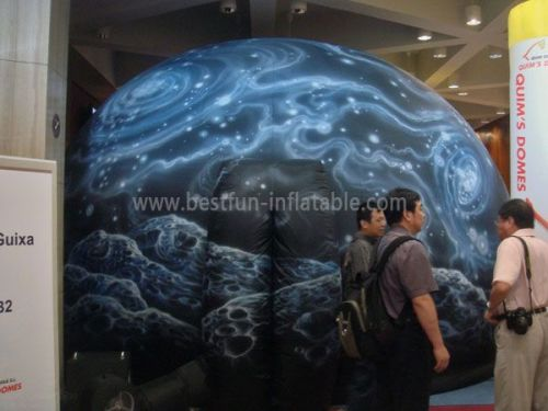 Sky Planetarium Inflatable Dome Shows