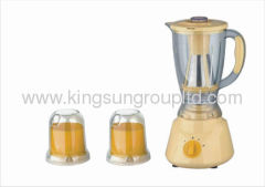 High performance commercial blender