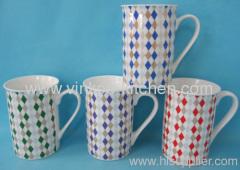 New Design Porcelain Cup