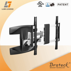 UL GS ROHS Patent Certified LED LCD Flat Panel TV Bracket for 37-70 Inch Screens