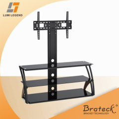Wood,Glass and Metal lcd tv stand design