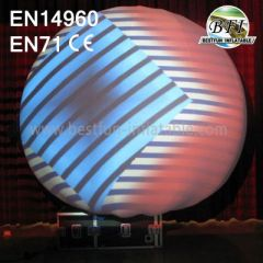 Inflatable Portable Projection Dome
