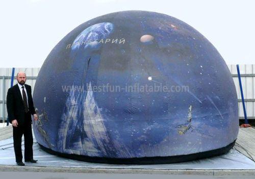 8 Meter Mobile Planetarium Dome