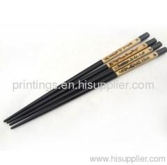 Heat transfer film for chopsticks