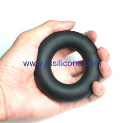 New hand muscle developer silicone hand grip